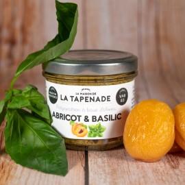 Abricot Basilic by LA MAISON DE LA TAPENADE