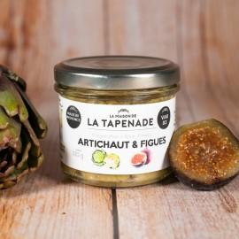 Artichaut et Figues by LA MAISON DE LA TAPENADE -