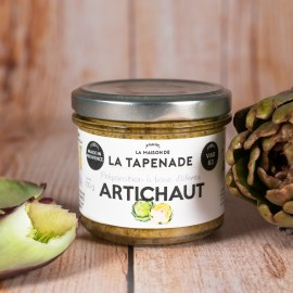 Parfum Artichaut - by LA MAISON DE LA TAPENADE
