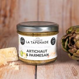 Artichaut & Parmesan - by LA MAISON DE LA TAPENADE
