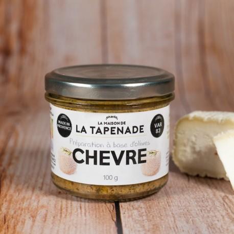 Chèvre - by LA MAISON DE LA TAPENADE
