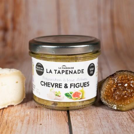 Chèvre & Figue - by LA MAISON DE LA TAPENADE