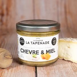 Chèvre & Miel - by LA MAISON DE LA TAPENADE