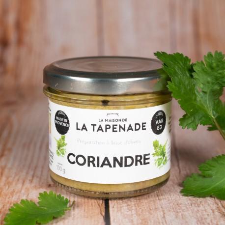 Coriandre - by LA MAISON DE LA TAPENADE