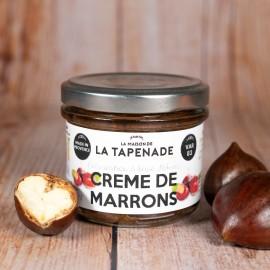 Crème de Marrons - by LA MAISON DE LA TAPENADE