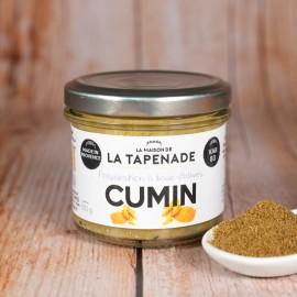 Cumin - by LA MAISON DE LA TAPENADE