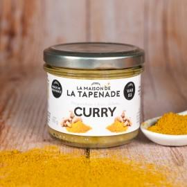 Curry - by LA MAISON DE LA TAPENADE