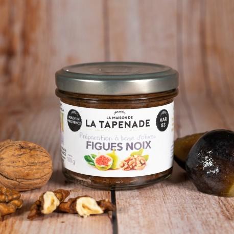 Figues & Noix - by LA MAISON DE LA TAPENADE