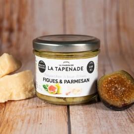 Figues & Parmesan - by LA MAISON DE LA TAPENADE