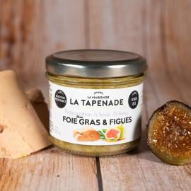 Foie Gras & Figues - by LA MAISON DE LA TAPENADE