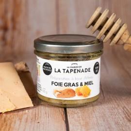 Foie Gras & Miel - by LA MAISON DE LA TAPENADE