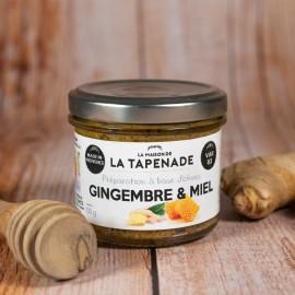 Gingembre & Miel - by LA MAISON DE LA TAPENADE