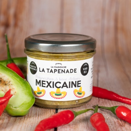Mexicaine- by LA MAISON DE LA TAPENADE