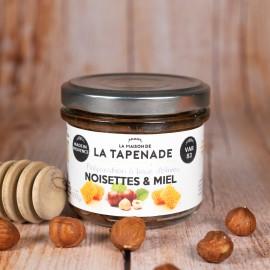 Noisettes & Miel - by LA MAISON DE LA TAPENADE