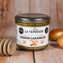 Oignons Caramelisés - by LA MAISON DE LA TAPENADE