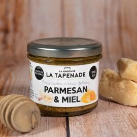 Parmesan & Miel - by LA MAISON DE LA TAPENADE