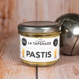 Pastis - by LA MAISON DE LA TAPENADE