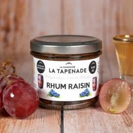 Rhum & Raisin - by LA MAISON DE LA TAPENADE