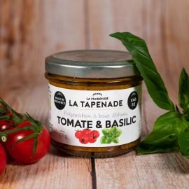 Tomates & Basilic - by LA MAISON DE LA TAPENADE