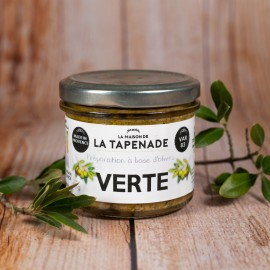 VERTE - by LA MAISON DE LA TAPENADE