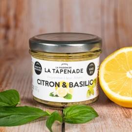 CITRON BASILIC by La Maison de la Tapenade