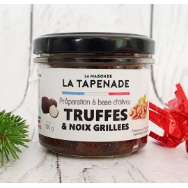 TRUFFES & NOIX GRILLEES
