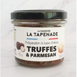 TRUFFES & PARMESAN - La Maison de la Tapenade