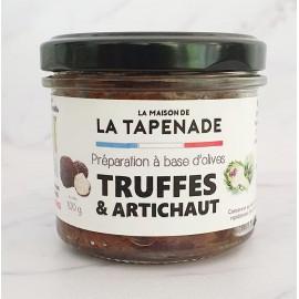 TRUFFES & ARTICHAUT - La Maison de la Tapenade