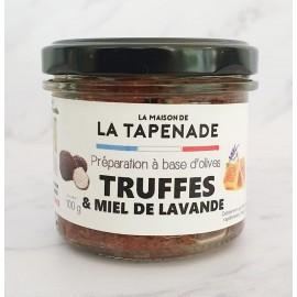 TRUFFES & MIEL DE LAVANDE - La Maison de la Tapenade