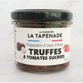 TRUFFES & TOMATES SUCREES