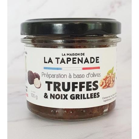 TRUFFES & NOIX GRILLEES - La Maison de la Tapenade