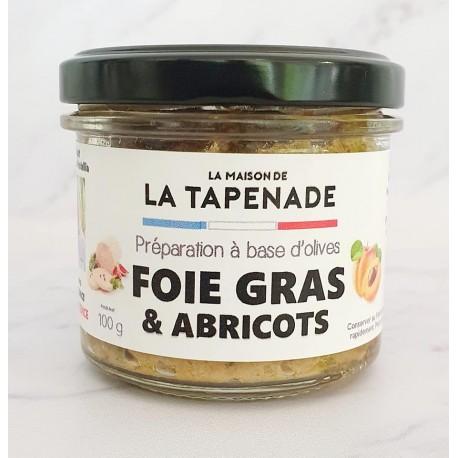 FOIE GRAS & ABRICOTS - La Maison de la Tapenade