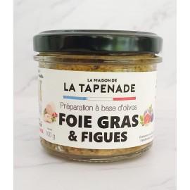 FOIE GRAS & FIGUES - La Maison de la Tapenade