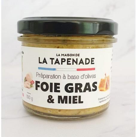 FOIE GRAS & MIEL - La Maison de la Tapenade